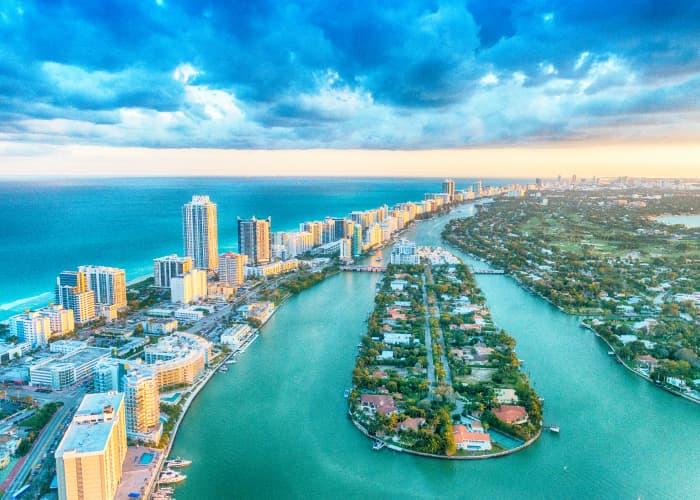 Miami city