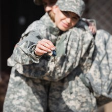 Soldiers dating