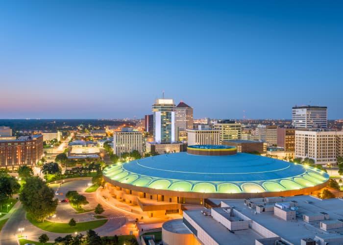 Wichita city