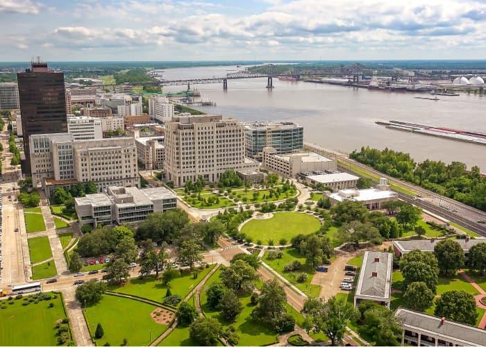 Baton Rouge city