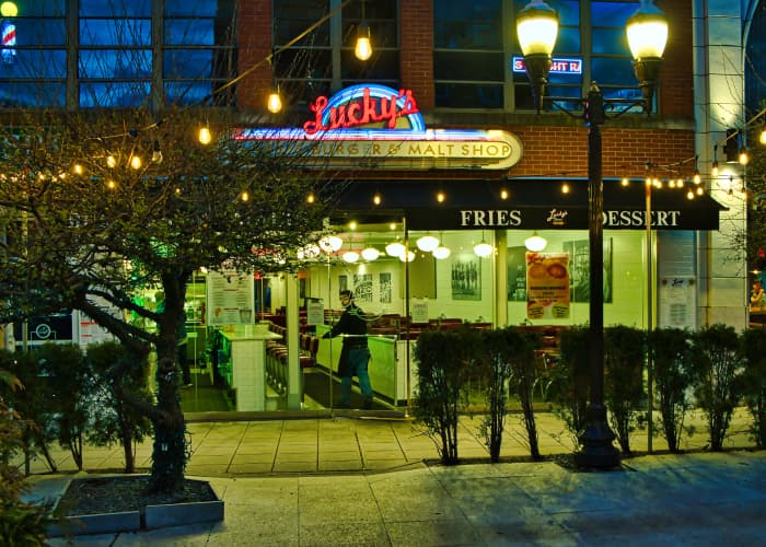 Stamford Bar