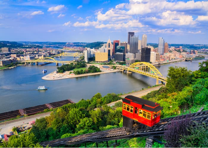 Date Ideas in Pittsburgh