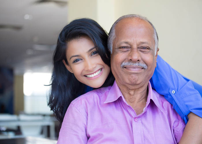 Relationship with Older Men