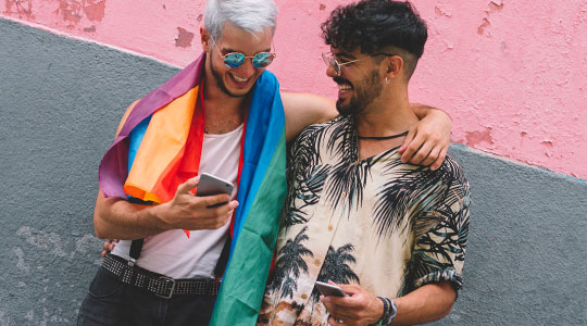Stereotypes and myths about gay men