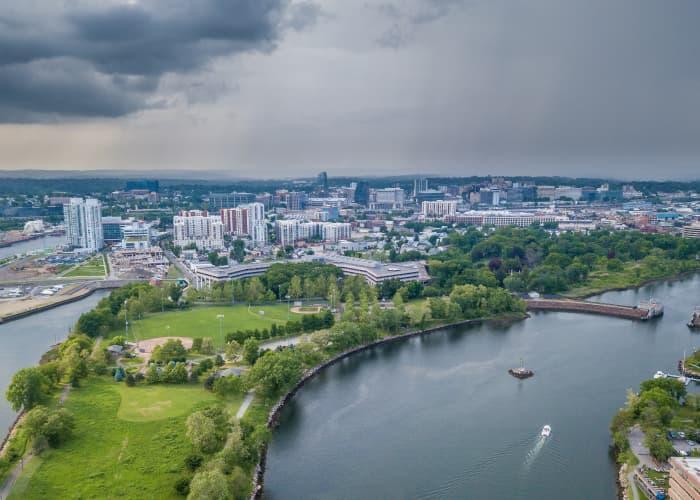 Stamford city