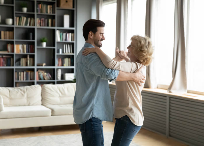 Older Woman Younger Man Relationship