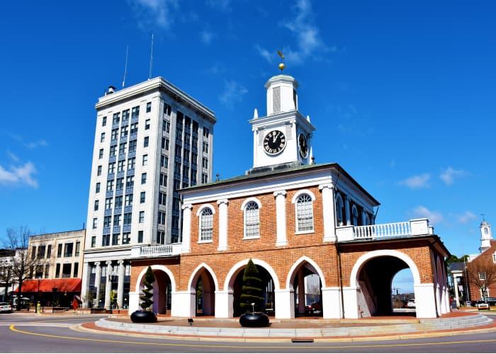Fayetteville City