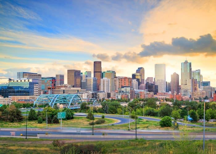 Denver city