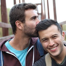 Gay Latino dating
