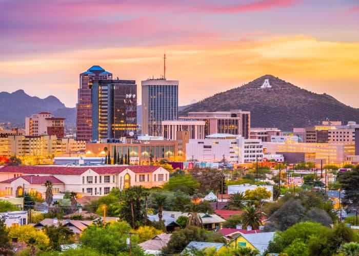 Tucson City